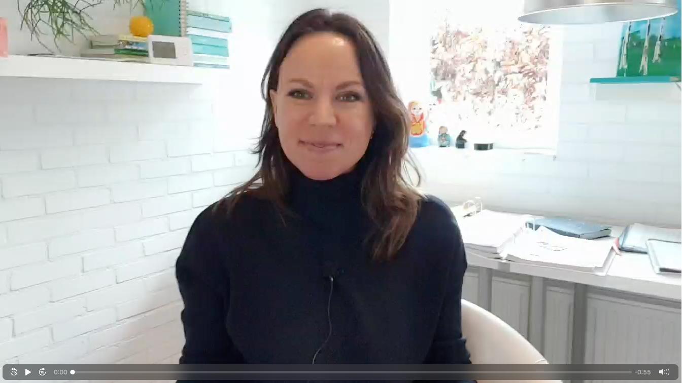 Anke Tragter: onze nieuwe presentatrice!